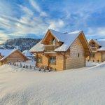 Bajeczny Łan - domki